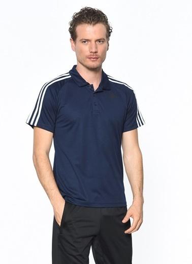 adidas Polo Yaka Tişört Lacivert